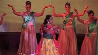 Maayavi choreography based on Indian Classical and Contemporary Styles
