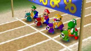 Mario Party 2 Online Minigames 3!