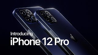 Introducing iPhone 12 Pro — Apple