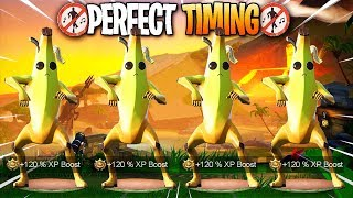 Fortnite - Perfect Timing Dance Compilation! #66 - (Season 8)
