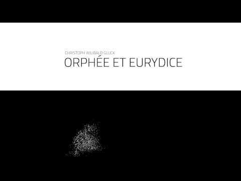 première Orpheé et Eurydice
