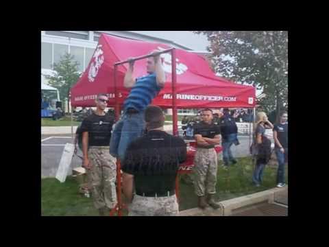 John Tull Penn State United State Marines Assets 2011-2012