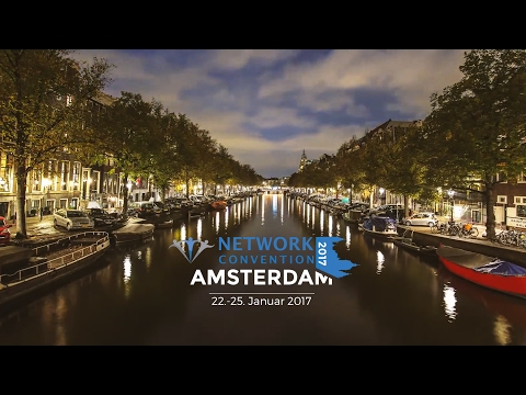 Network Convention 2017 - Amsterdam