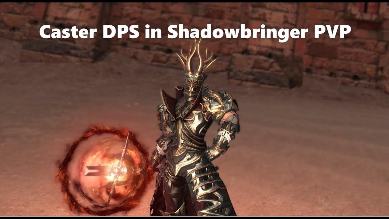 FFXIV: Caster DPS in Shadowbringers PVP Guide - ViYoutube