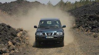 #4497. Nissan Patrol 2004 (лучшие фото)