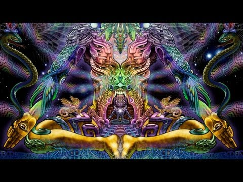 Shpongle - Divine Moments of Truth [Visualization]