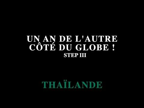 1 An de l'autre côté du Globe ! - Step III. Thaïlande / Backpacker 2014