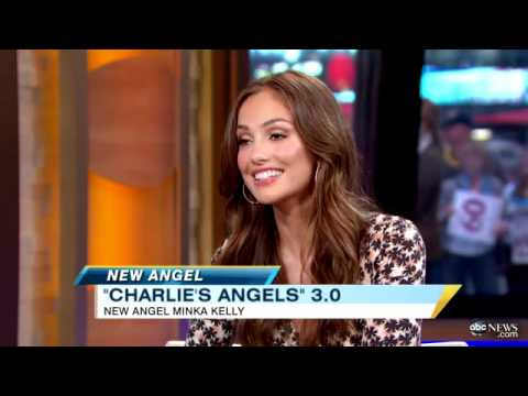 Minka Kelly Discusses Breakup with New York Yankees' Derek Jeter, New 'Charlie's Angels' '
