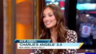 Minka Kelly Discusses Breakup with New York Yankees' Derek Jeter, New 'Charlie's Angels' Show'