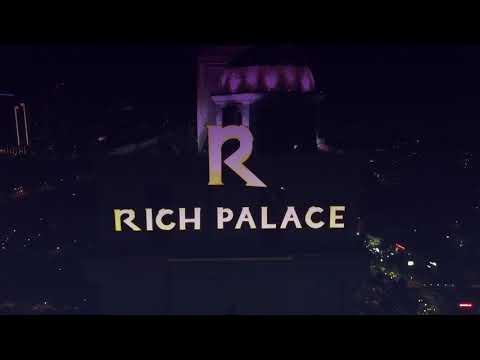 Shot Malam Dji Mavicpro (Rich Palace Hotel Surabaya)