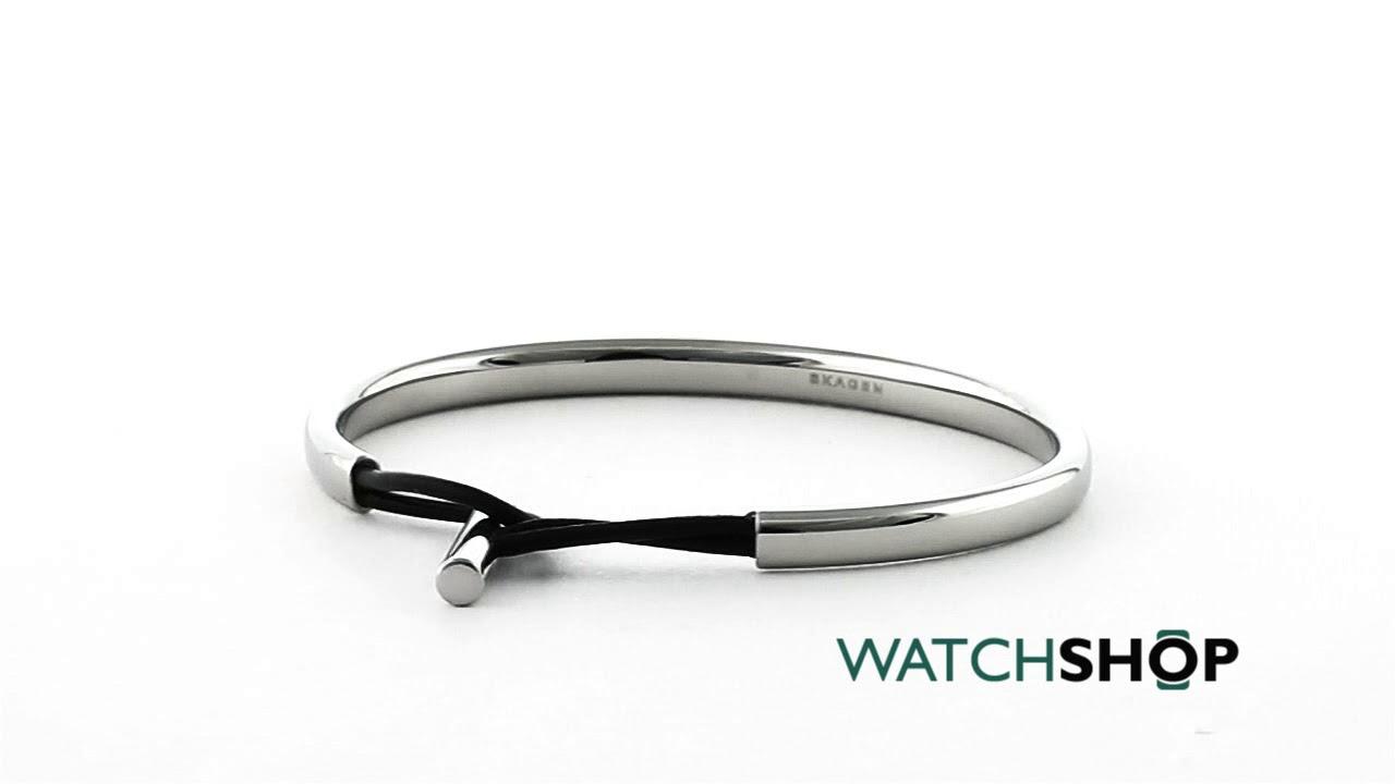 Skagen Women's Silver Bracelet SKJ0982040 gsQw70aV