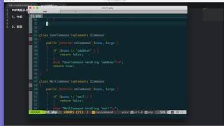 Php语言编程进阶 40 40 命令链模式