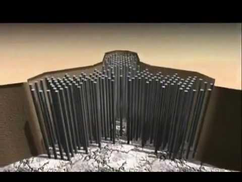 Burj Khalifa Burj Dubai Construction   Animation   U A E