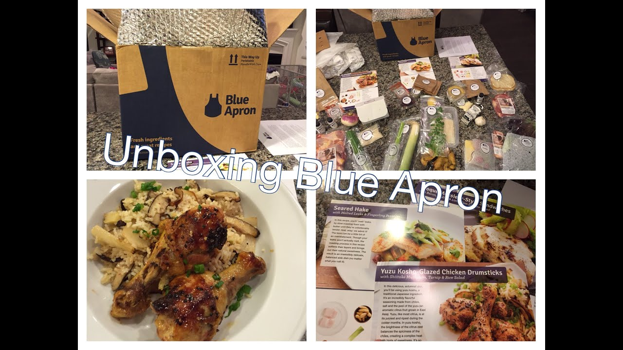 Blue apron recipes this week