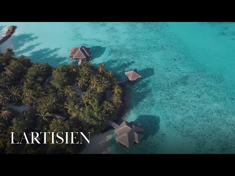 One&Only Reethi Rah Maldives Resort. Visit with the co-founders of Grand Luxury Hotels.