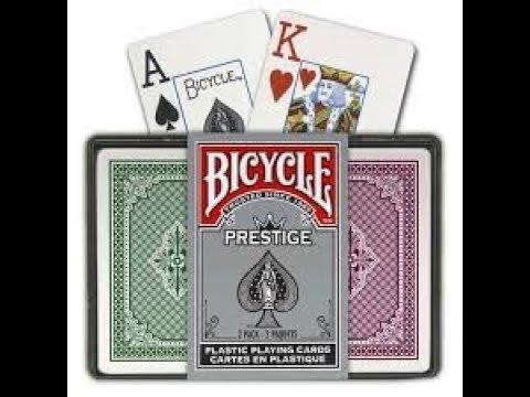 Bicycle Prestige Deck Review