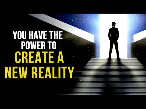 Change Your Reality With These 5 INTENTIONAL Steps! Law of Attraction (Change Your Frequency)