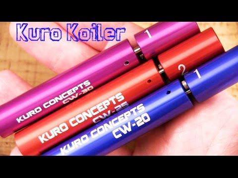Micro Coil Macro Coil Kuro Koiler Tool!