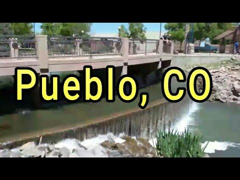 A Day In Downtown Pueblo Colorado, The Illusion Within A Deadly Town Riddled With Crime