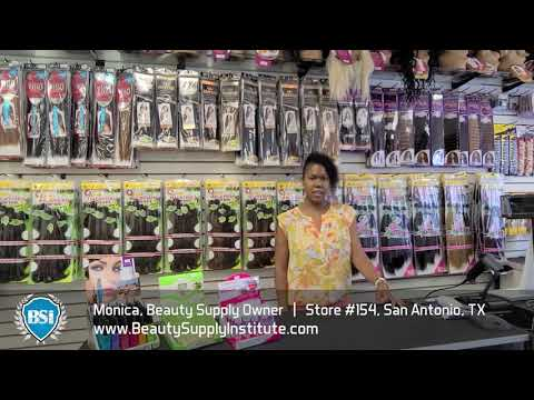 Black Owned Beauty Supply Store in San Antonio, Texas