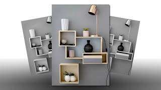 Creative Wall Mounting Cupboards