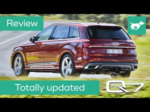 Audi Q7 2020 Review: Updated SUV Driven
