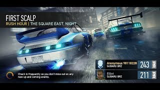 Need for speed No limits Android IOS / Walkthrough - Game play Part  1: Chapter 1 Genesis ( English)