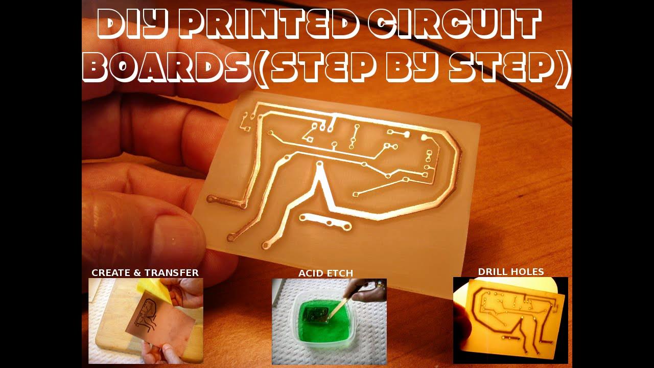 Multilayer Diy Printed Circuit Boards Page 1