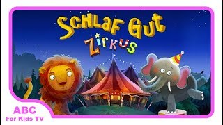 Nighty Night Circus Bedtime Story For Kids l English Stories For Children l ABC For Kids TV