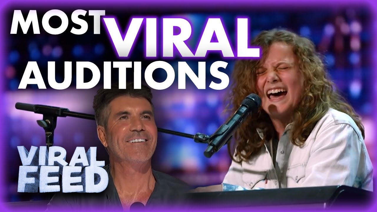 MOST VIRAL AUDITIONS FROM AGT 2021 WEEK 8 | VIRAL FEED