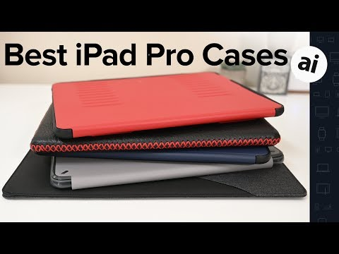 (Even More Of) The Best Cases For Apple's 2018 IPad Pro!