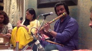 Richa Sharma singing krishna bhajan at home #musicismylife
