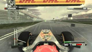 F1 2011 Gameplay Ultra Settings MSI GTX560