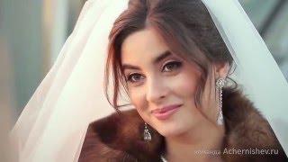 Красивая свадьба. Видеосъемка команды Алексея Чернышева