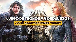 JUEGO DE TRONOS VIDEOJUEGOS: ¿Cuáles son sus adaptaciones?