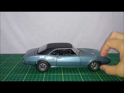 Unboxing and review of a 1:18 Lane 1968 Pontiac Firebird 400
