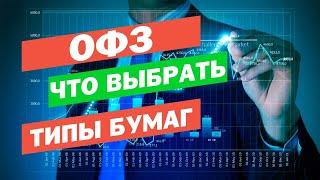 ОФЗ, виды облигаций федерального займа на бирже. В какие ОФЗ лучше инвестировать?