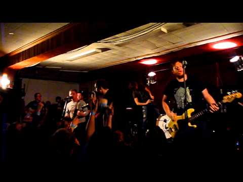 The Wonder Years- Melrose Diner @ The Harmony Grange In Wilmington DE 2010