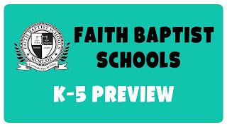 K5 Bible Lesson Preview