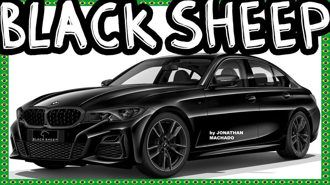 Photoshop G20 2019 Bmw 3 Series Black Sheep Youtube