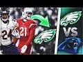 Patrick Peterson + Jordan Howard as Eagles Trade Options? + Week 7 Preview vs Carolina Panthers