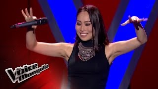 the voice blind auditions