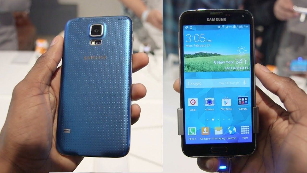samsung galaxy s5 impressions youtube. Black Bedroom Furniture Sets. Home Design Ideas