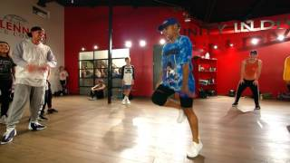 O.T. Genasis - Push It Choreography By Anze