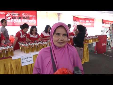 Bazaar Rakyat PT. Asuransi Sinar Mas 2017