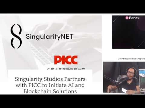 Singularity Studios Partners With PICC.   US Lawmakers To Discuss Facebook Libra On Swiss Visit.