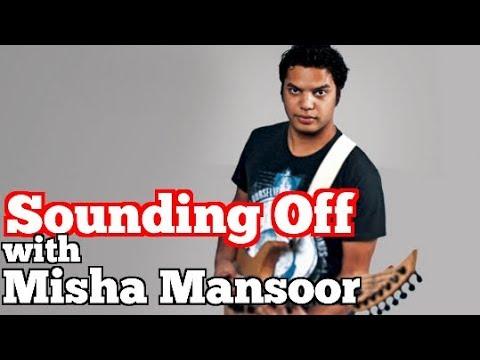 Misha Mansoor of Periphery On SOUNDING OFF!
