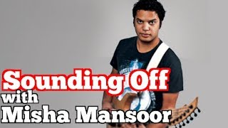 Misha Mansoor of Periphery On SOUNDING OFF!