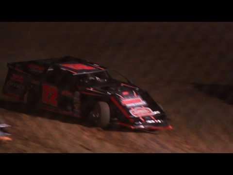 2/2 Rice Lake Speedway 4/22/17 Jeff Spacek Modified Heat Race