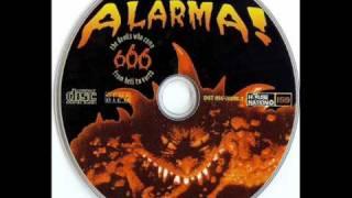 666 - Alarma (X-Tended Alert Mix)